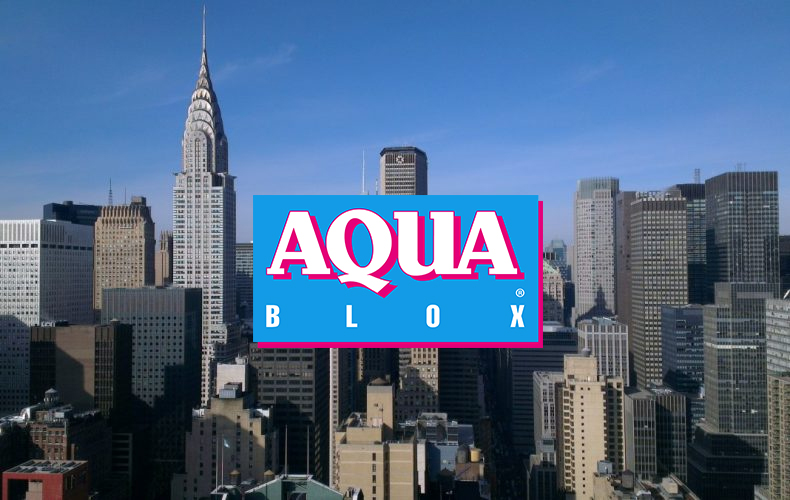 Ready America to Supply Emergency Drinking Water for New York City with Aqua Blox